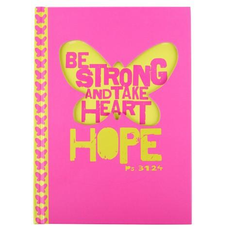 Hope Pink Journal