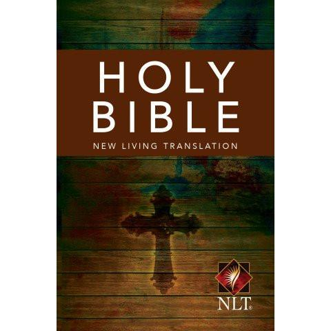 NLT Compact SC Cross (Paperback) - New Chapter Bookstore