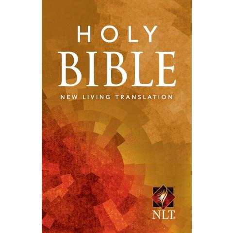 NLT Bible Compact Edition Spiral (Hardcover)