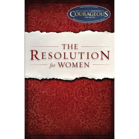 The Resolution For Women (Paperback) Priscilla Shirer