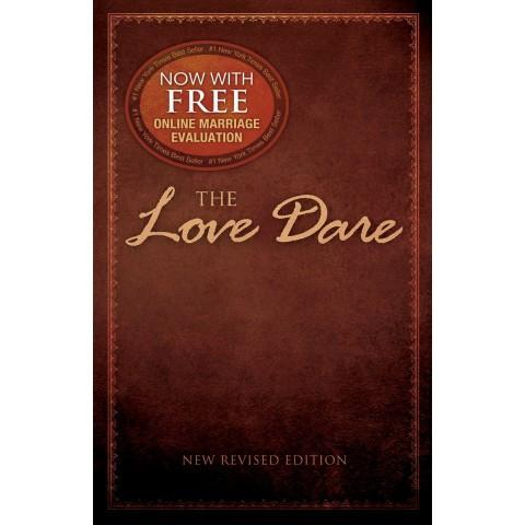 The Love Dare (Repackage)(Paperback) Alex Kendrick & Stephen Kendrick - New Chapter Bookstore