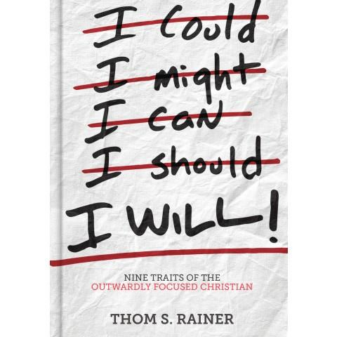 I Will (Hardcover) Thom S Rainer