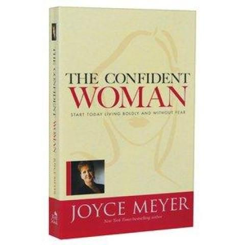 The Confident Woman (Mass Market Paperback) Joyce Meyer - New Chapter Bookstore