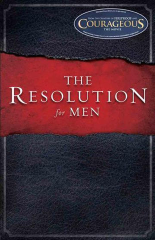The Resolution For Men (Paperback) Alex Kendrick,Stephen Kendrick
