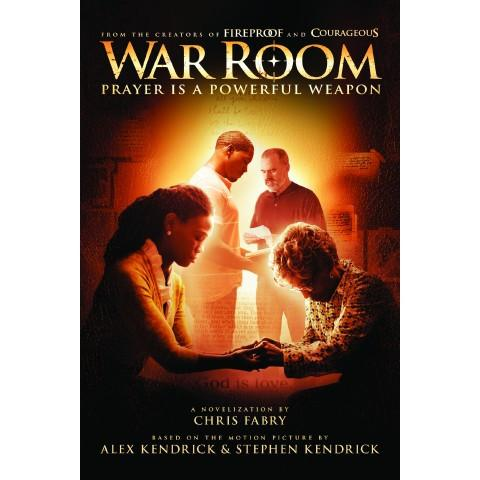 War Room (Paperback) Chris Fabry - New Chapter Bookstore
