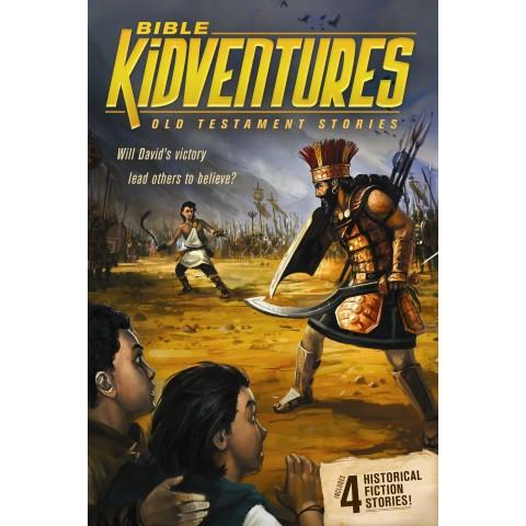 Bible Kidventures Old Testament Stories (Paperback) Jim Ware & Other