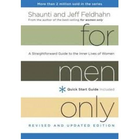 For Men Only(Mass Market Paperback) Shaunti Feldhahn & Jeff Feldhahn