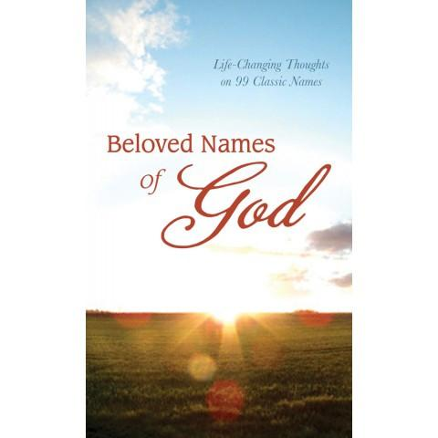 Beloved Names Of God (Value Book)(Mass Market Paperback)