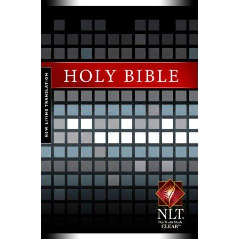 NLT Bible - Compact Edition Blocks (Hardcover)