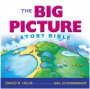 """THE BIG PICTURE STORY BIBLE(SOFT COVER)/WE BELONG TO JESUS (CD/DVD) COMBO"""