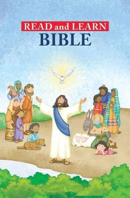CHILDREN READ & LEARN BIBLE - CEV (HARDCOVER)