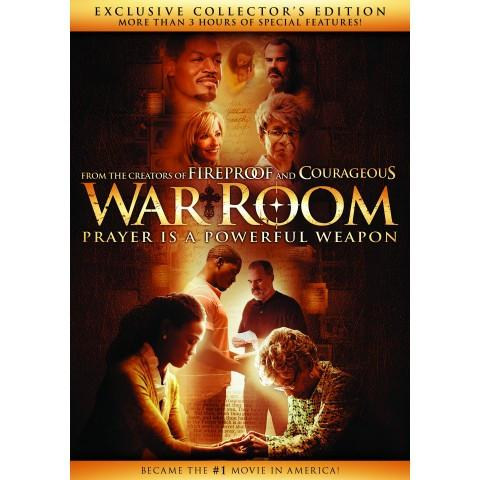 War Room (DVD) Affirm films