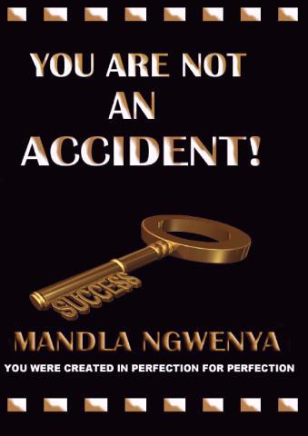 YOU ARE NOT AN ACCIDENT(Paperback) Mandla Ngwenya - New Chapter Bookstore