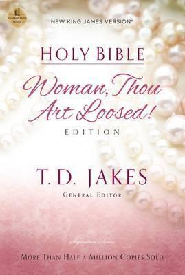 NKJV 4490 Woman Thou Art Loosed Edition (SOFTCOVER) Bible