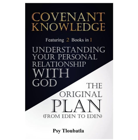 Covenant Knowledge(Paperback) Psy Tloubatla