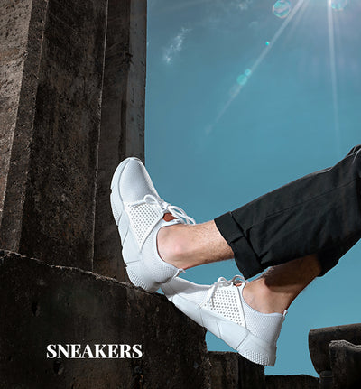 Sneakers and the Male Fashion World
