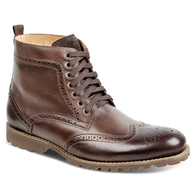 Premium Dress Boot Busan Brown - Sandro Moscoloni