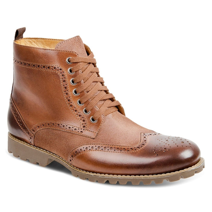 Sandro Moscoloni Premium Dress Boot Busan Brown - Sandro Moscoloni