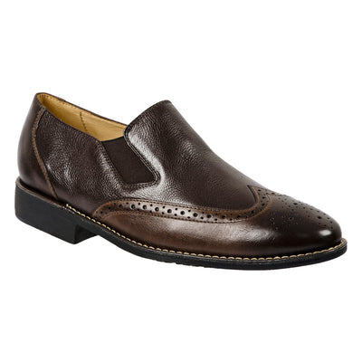 Sandro Moscoloni Julian Double Gore Wing Tip