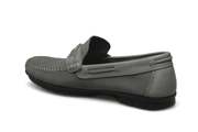 Sandro Moscoloni Lucien Whip Stitch Venetian slip on - Sandro Moscoloni