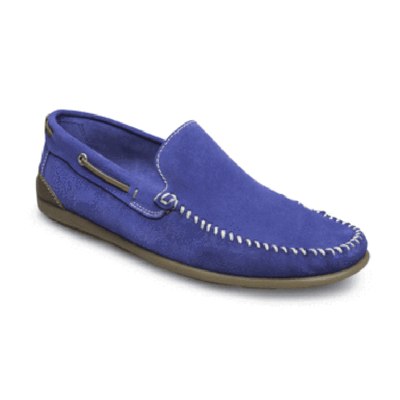Sandro Moscoloni Michael Whip Stitch mocc slip on - Sandro Moscoloni