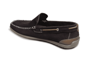 Sandro Moscoloni Michael Whip Stitch mocc slip on