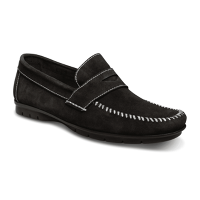 Sandro Moscoloni Miguel Whip stitch handsewn slip on - Sandro Moscoloni