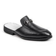 Sandro Moscoloni PREMIUM AIDEN BLACK MULE COLLECTION - Sandro Moscoloni
