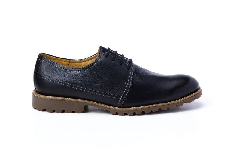 Sandro Moscoloni ALEXIS Derby 4 Eyelet Plain Toe With Lug Rubber Sole - Sandro Moscoloni