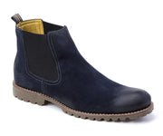 Allan Plain Toe Demi Boot