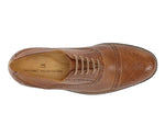 Barrett Tan Leather Derby - Sandro Moscoloni