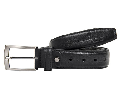 Sandro Moscoloni Dress Belt 080 Black - Sandro Moscoloni
