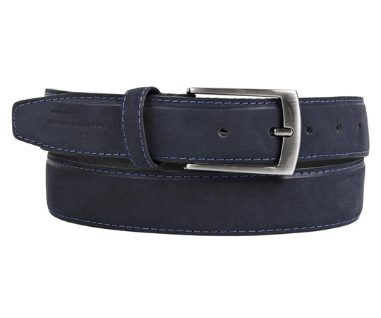Sandro Moscoloni Dress Belt 080 Navy - Sandro Moscoloni