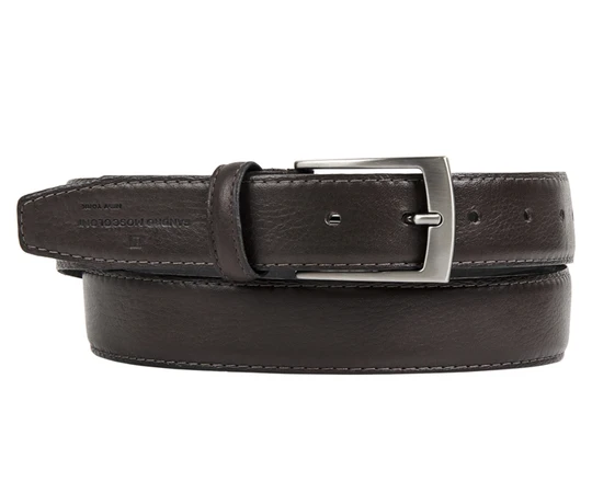 Sandro Moscoloni Dress Belt 080 Brown - Sandro Moscoloni