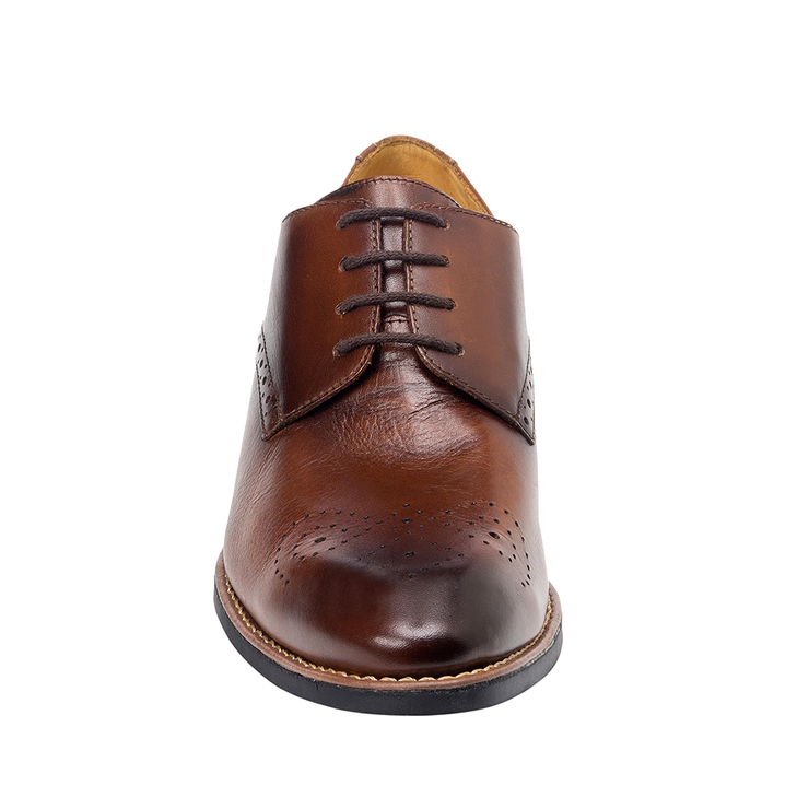 Sandro Moscoloni Mended Brown Lace Up - Sandro Moscoloni