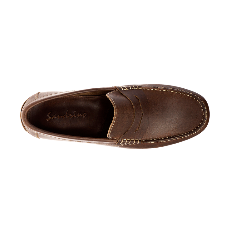 Sandro Moscoloni Niece Brown Driving Shoes - Sandro Moscoloni