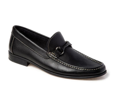 Tyler Black Loafer - Sandro Moscoloni