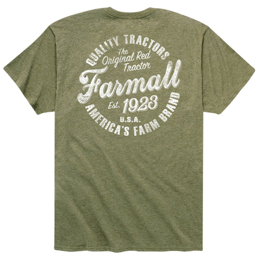 Farmall Circle - Men's Short Sleeve T-Shirt