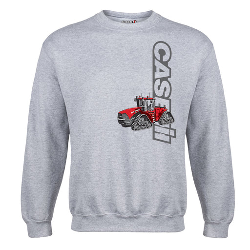Case IH Quad Trac Adult Crew Fleece