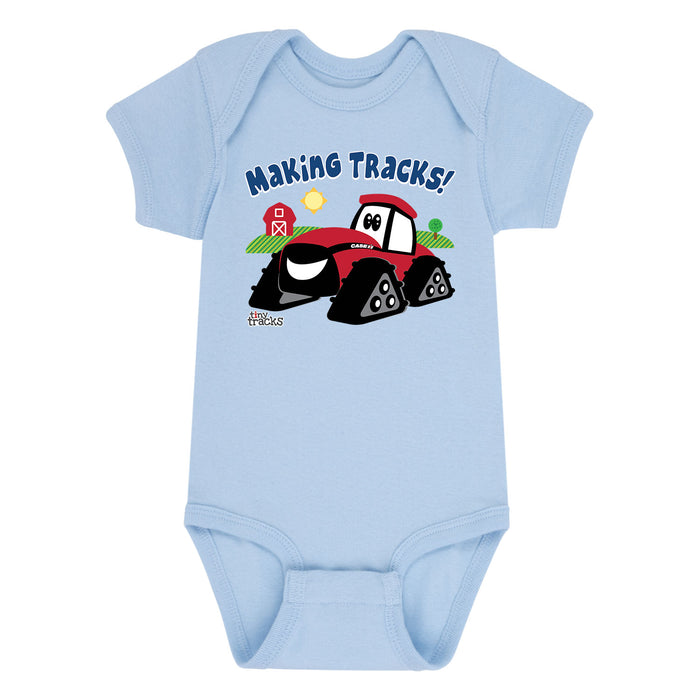Tiny Tracks™ Small Sam Making Tracks - Infant One Piece