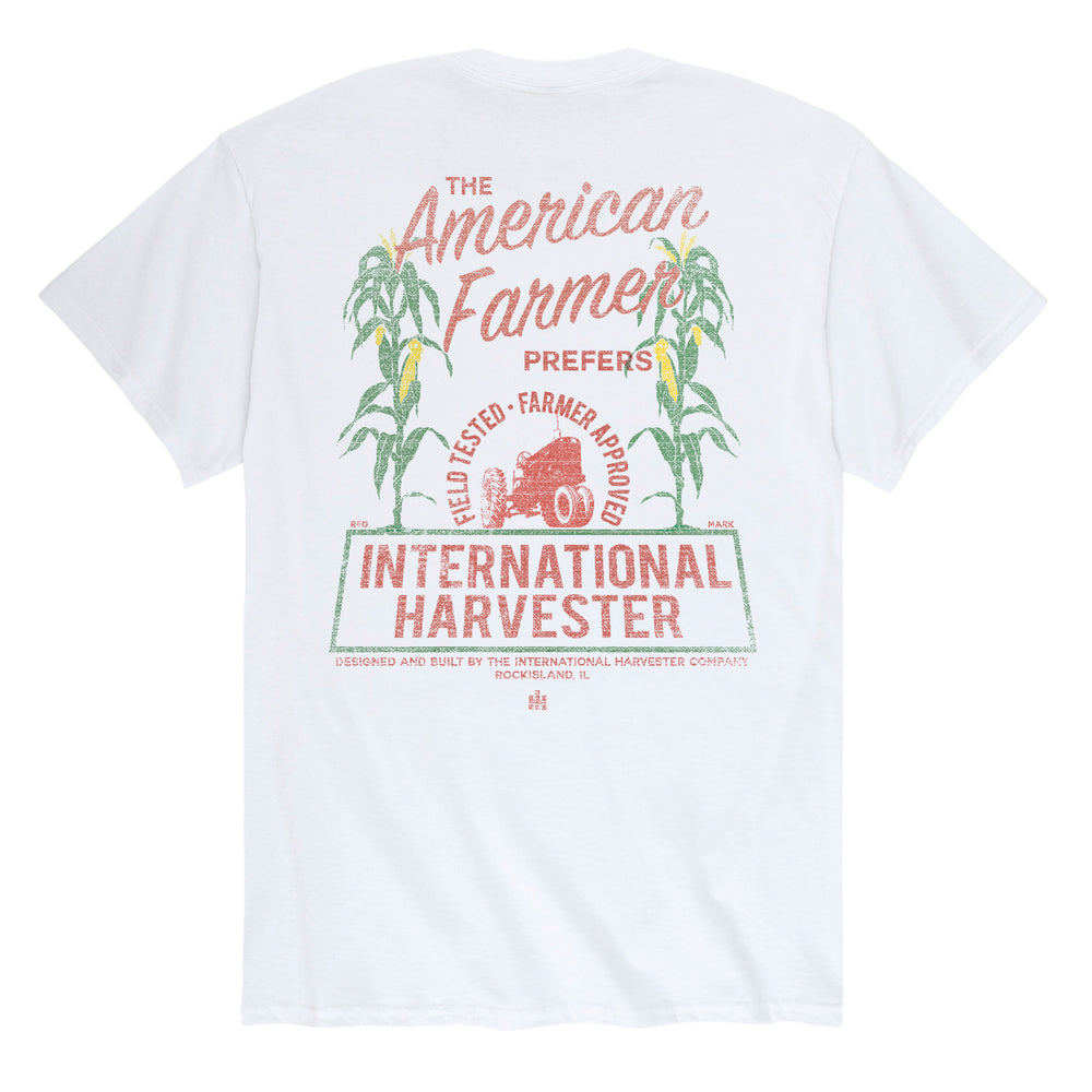 The American Farmer - Men's Short Sleeve T-Shirt
