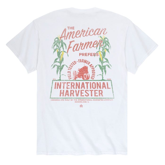 American Farmer Field Tested Men's Tee
