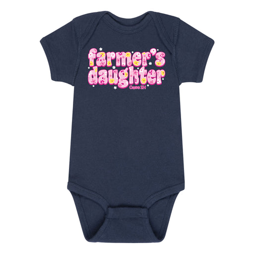 Infant Short Sleeve Bodysuit