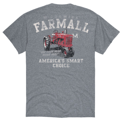Farmall Smart Choice - Men's Short Sleeve T-Shirt