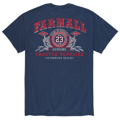 Farmall Tractor Supplies - Men's Short Sleeve T-Shirt