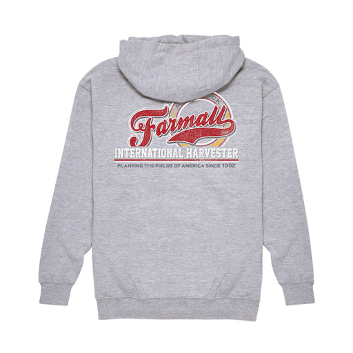 Farmall Vintage Circle  - Men's Pullover Hoodie