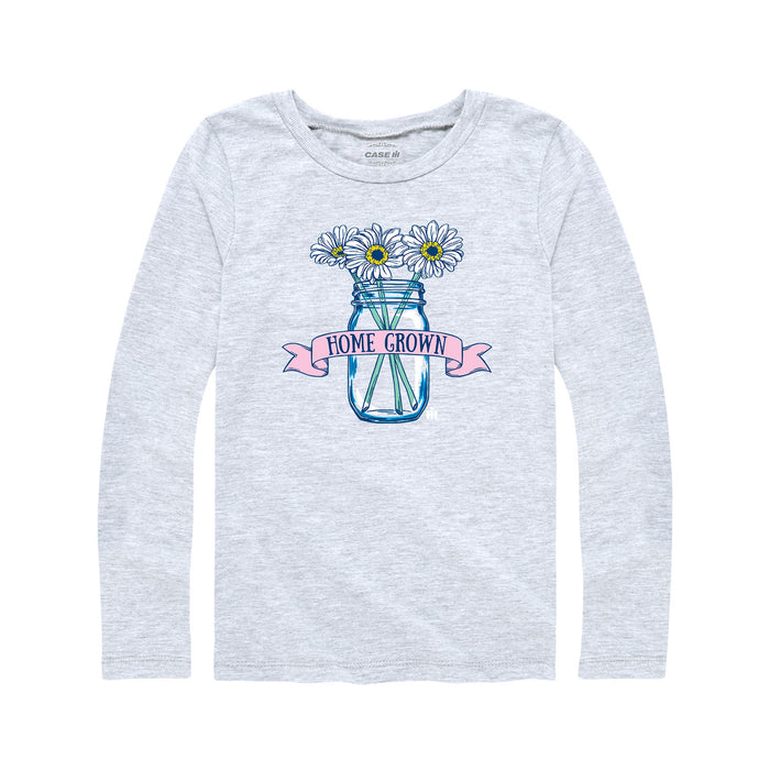 Youth Girl Long Sleeve T-Shirt