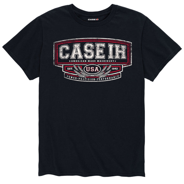 Case IH - Men's T-Shirt - Black