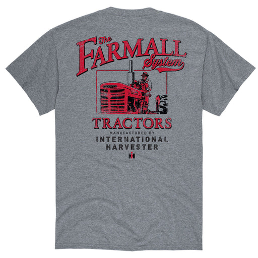 Farmall™ Brand Tractors - Men's Short Sleeve T-Shirt