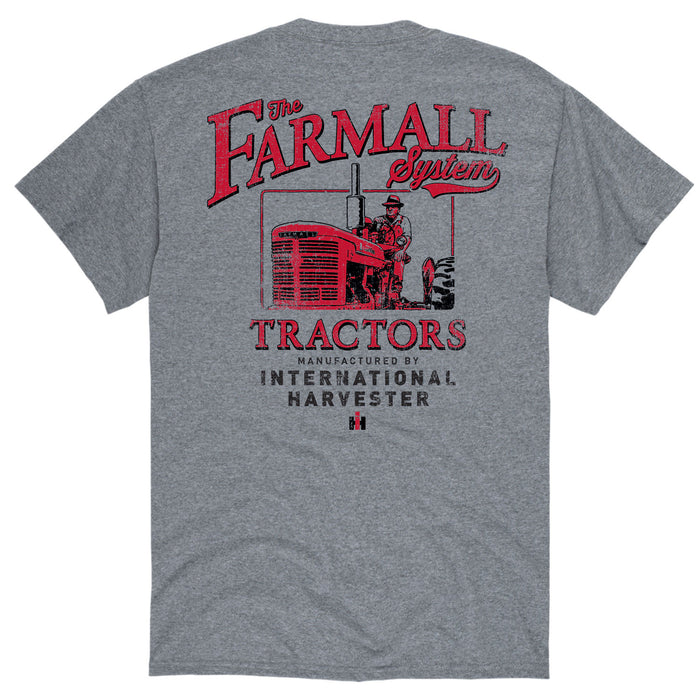 Farmall Brand Tractors - Men's Short Sleeve T-Shirt
